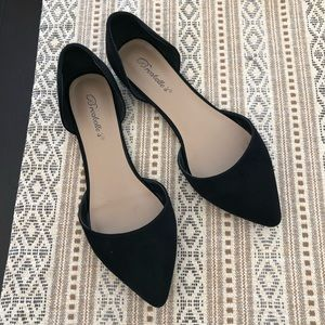 Breckelle's D'Orsay Flats size 8